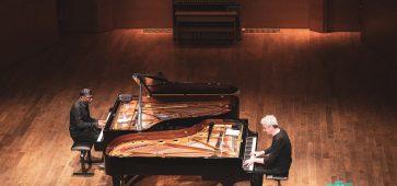 Laurent de Wilde et Ray Lema au Tourcoing Jazz