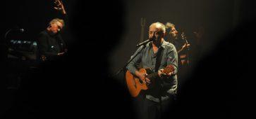 Louis Chedid en concert au Colisée de Lens © Sébastien Ciron