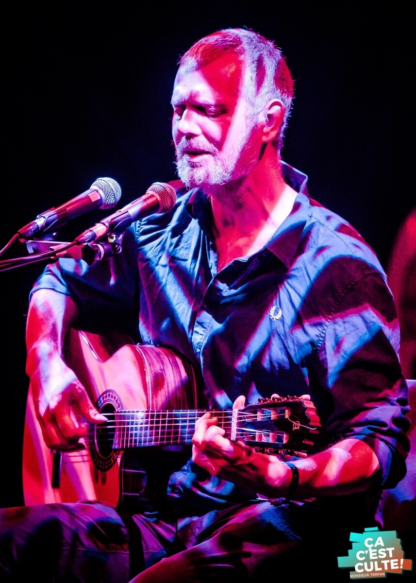 Matt Elliott en concert à l'Aéronef © Monsieur Terpan