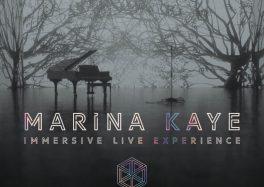 Marina Kaye en dazzle direct : un concept créatif