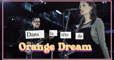 Dans la tête de Orange Dream aeronef lille lillois