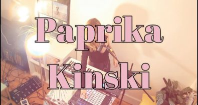 Paprika Kinski - It ain't Over til it's Over (Lenny Kravitz cover)