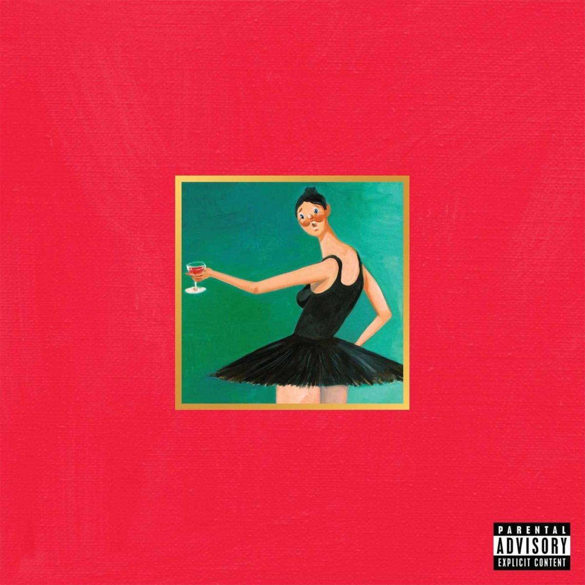 """My Beautiful Dark Twisted Fantasy"" le plus bel album de Kanye West"