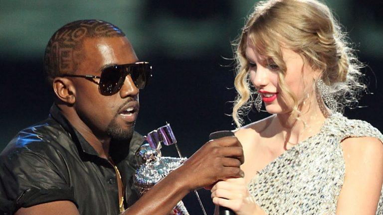 On se souvient du gros malaise que crée Kanye lors de la remise de prix de Taylor Swift lors de la cérémonie VMAs