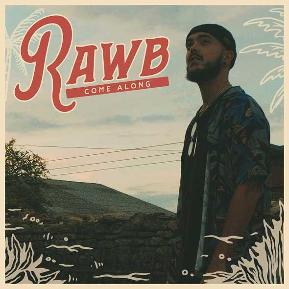 """Rawb sort aujourd'hui """"Come Along"""" un single reggae en 2021 ça c'est culte cacestculte"""