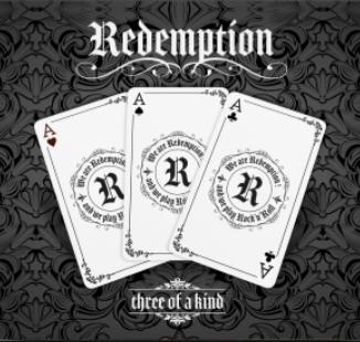 Le groupe Redemption sort un premier album (2021)