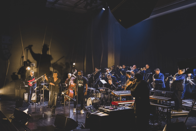 Chronique du nouvel album du Brussels Jazz Orchestra : Two Places (février 2021)