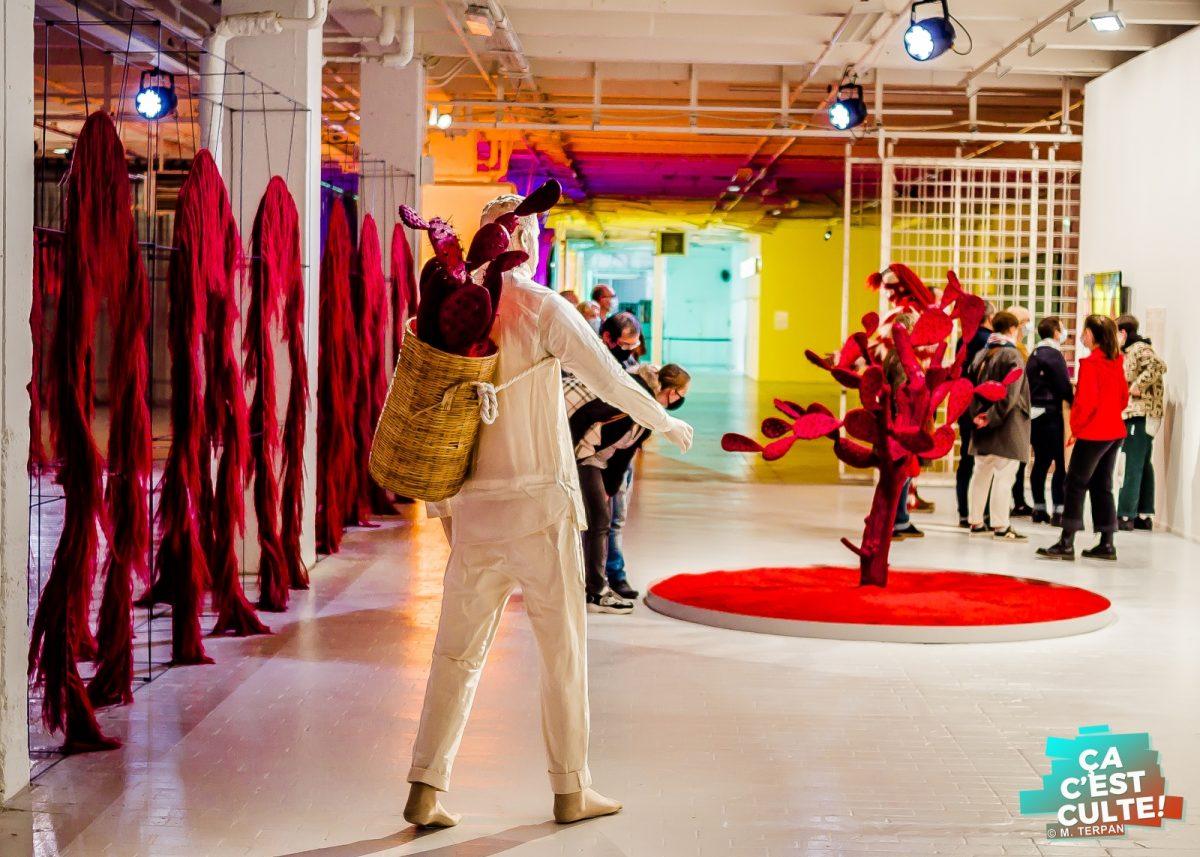 Le Tri Postal de Lille : Expo Colors etc... © Monsieur Terpan