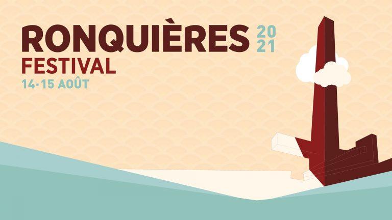 Le Ronquières Festival aura lieu les 14 et 15 aout prochain !