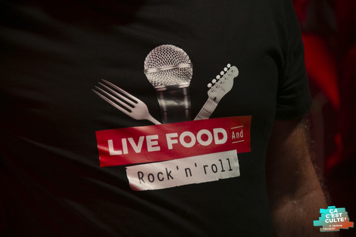 Live Food and Rock and Roll à Amiens © Jérôme Fauquet (2021)