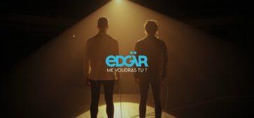 Edgär - Me Voudras Tu (Official music video) (2021)