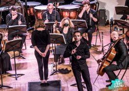 Concert du Conservatoire de Lille avec l'ONL © Eric Corrion