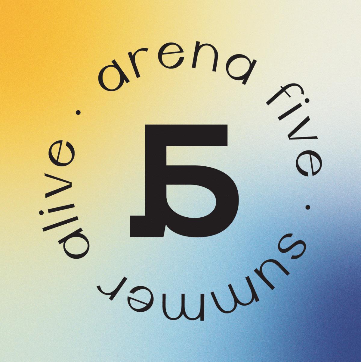 arena five 5 summer alive concert bruxelles brussels festival belgique