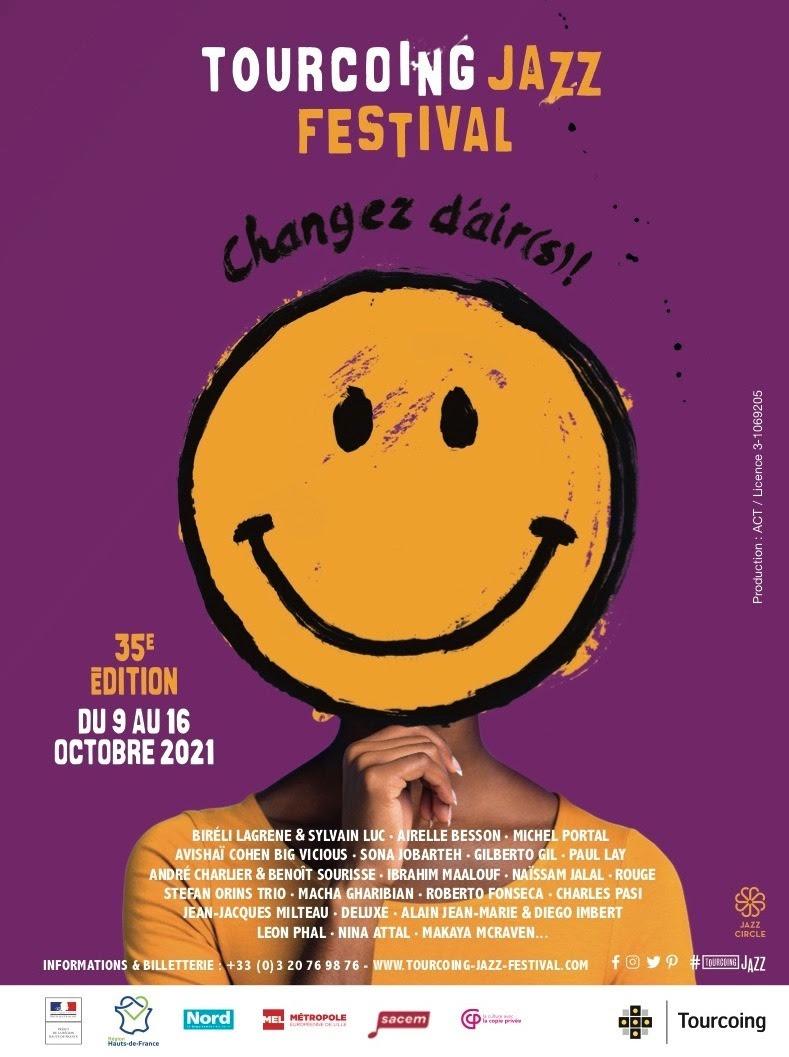 tourcoing jazz festival 2021 35e édition