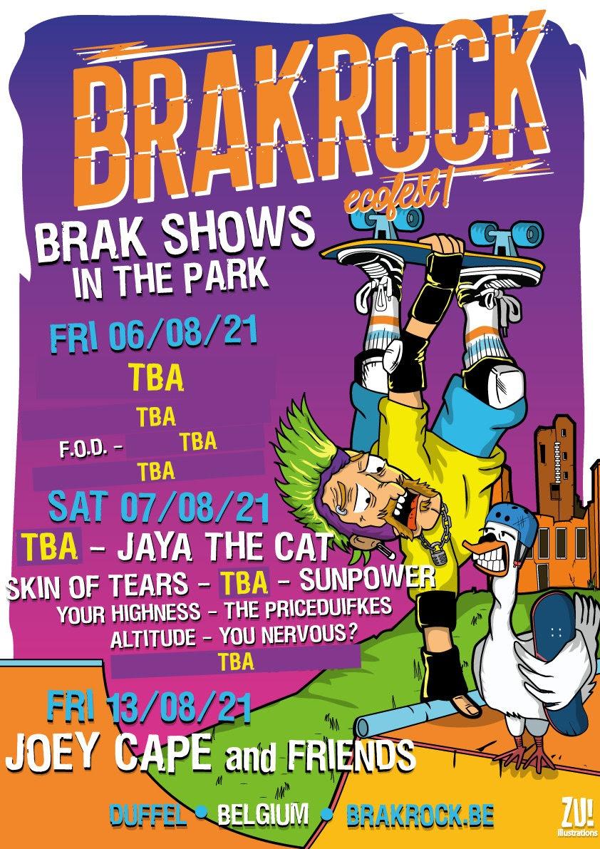 alternative Brakrock 2021
