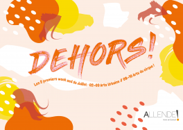 DEHORS ! Deux weekends arts urbains et arts du cirque à Mons-en-Baroeul.