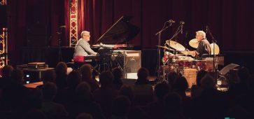 """""""Le Chat et la Souris"""", André Charlier et Benoît Sourisse au Tourcoing Jazz Tour 2021 !"""